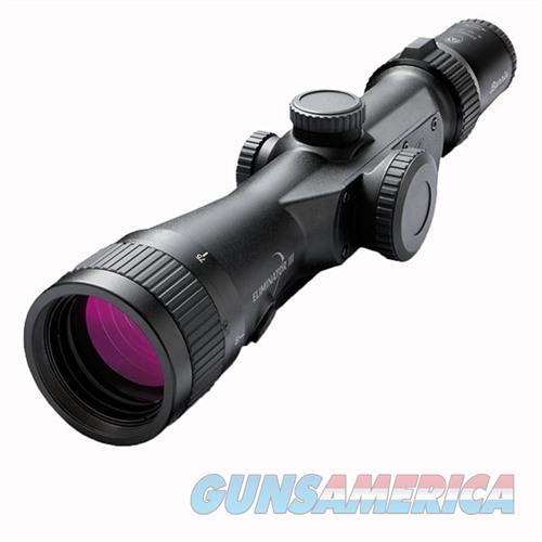 Burris Eliminator III 3-12x44mm X96  Non-Guns > Scopes/Mounts/Rings & Optics > Rifle Scopes > Variable Focal Length
