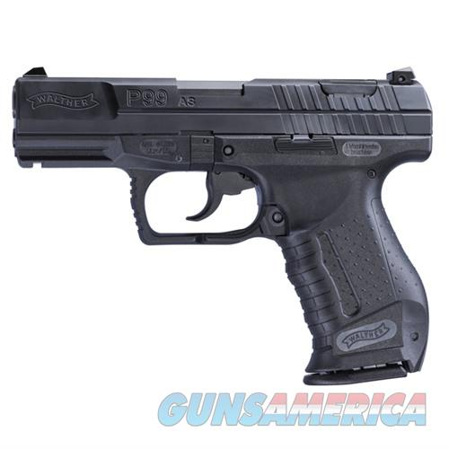 Walther P99 40 S&W 4.1''  Barrel 12rd  Guns > Pistols > Walther Pistols > Post WWII > P99/PPQ