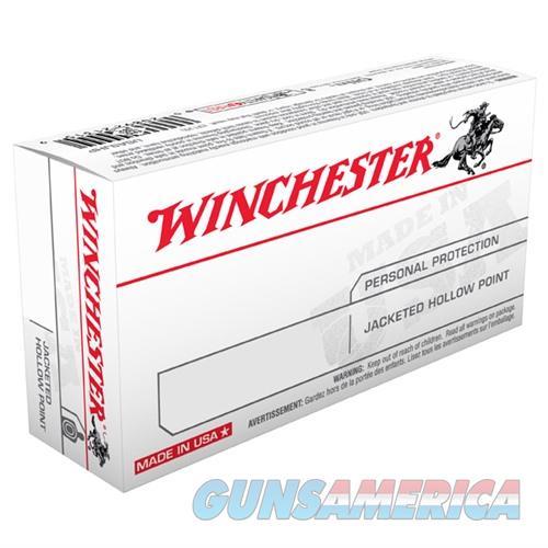 Winchester Ammo 380 95gr JHP 50/bx  Non-Guns > Ammunition