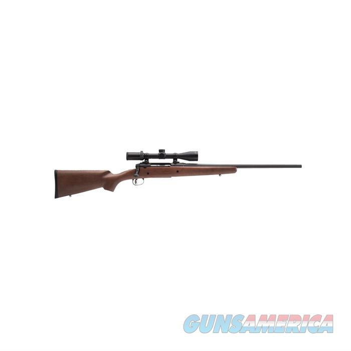 Savage Axis II XP Hardwood 243Win Box Mag 3-9x40 Scope 22'' Bbl  Guns > Rifles > Savage Rifles > Axis
