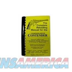 Loadbooks T/C Contender Vol.1. Each  Non-Guns > Books & Magazines
