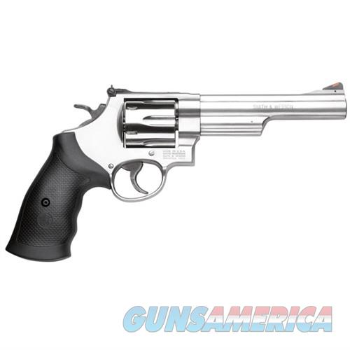 Smith & Wesson Model 629 44 Mag 6'' Stainless  Guns > Pistols > Smith & Wesson Revolvers > Model 629