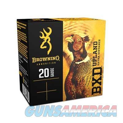 BROWNING 20GA 3'' 1-1/4OZ #6 25RDS/BOX  Non-Guns > Ammunition