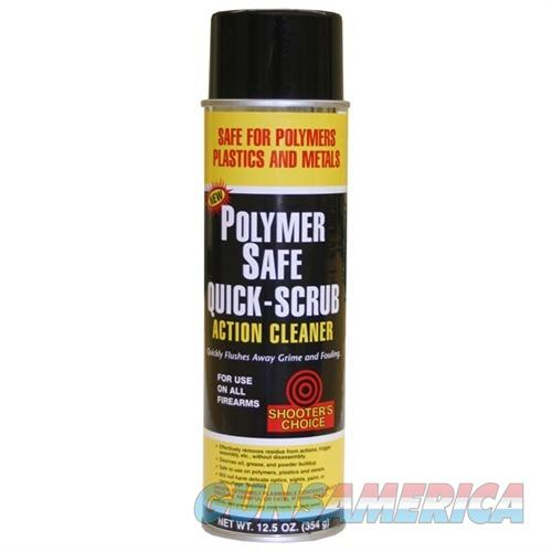 Shooter's Choice Polymer Safe Quick Scrub Action Cleaner  Non-Guns > Gunsmith Tools/Supplies