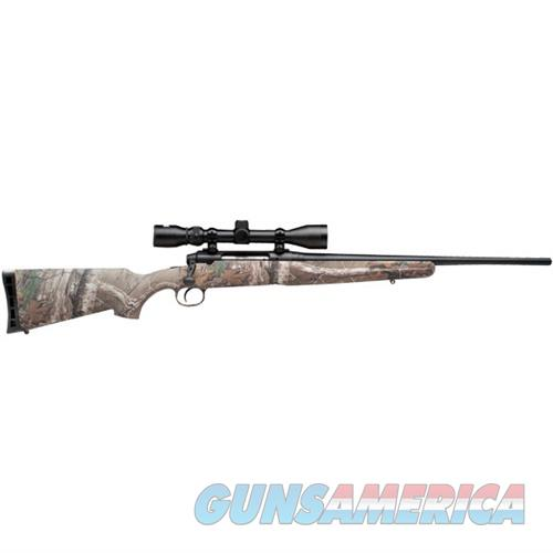 Savage Axis XP Youth Camo 7mm-08 Rem 20''  w/3-9x Scope  Guns > Rifles > Savage Rifles > Standard Bolt Action