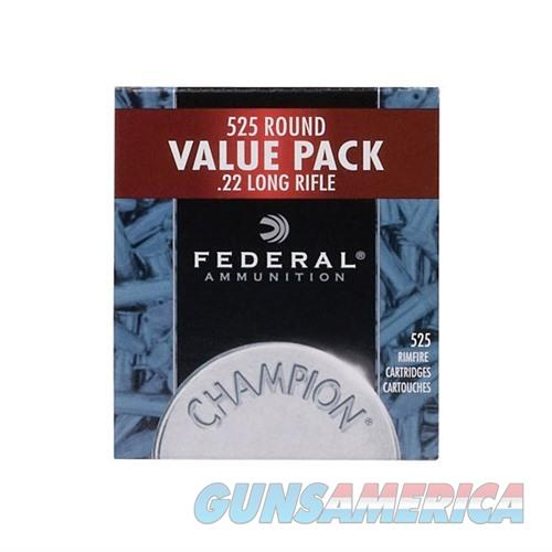 Federal Ammo 22 LR HP 36gr.Copper Plated HV  Non-Guns > Ammunition