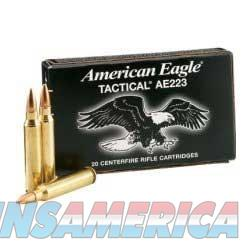Federal Ammo 223 Rem. 55gr. MC  Non-Guns > AirSoft > Ammo