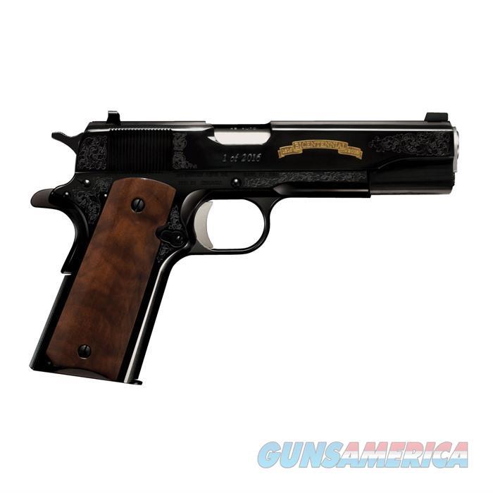 1911 R1 45ACP 200yr Anniversary Limited Edition Special Serial  Guns > Pistols > Remington Pistols - Modern > 1911