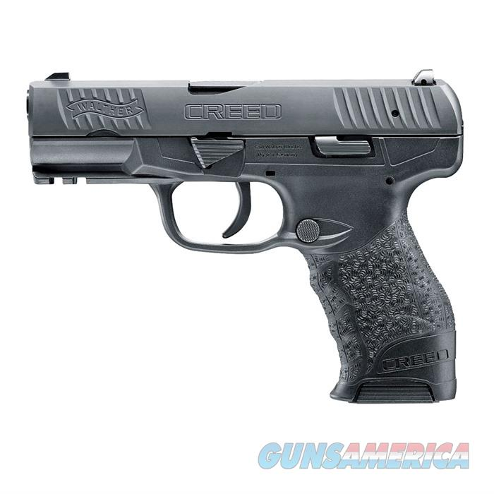 Walther Creed Pistol 9mm 4'' Black 10Rd Capacity  Guns > Pistols > A Misc Pistols