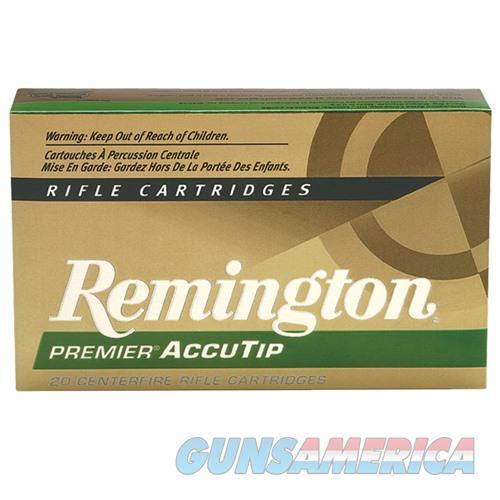 Remington Premier Accutip 22-250 50gr Accutip V BT 20/bx  Non-Guns > Ammunition