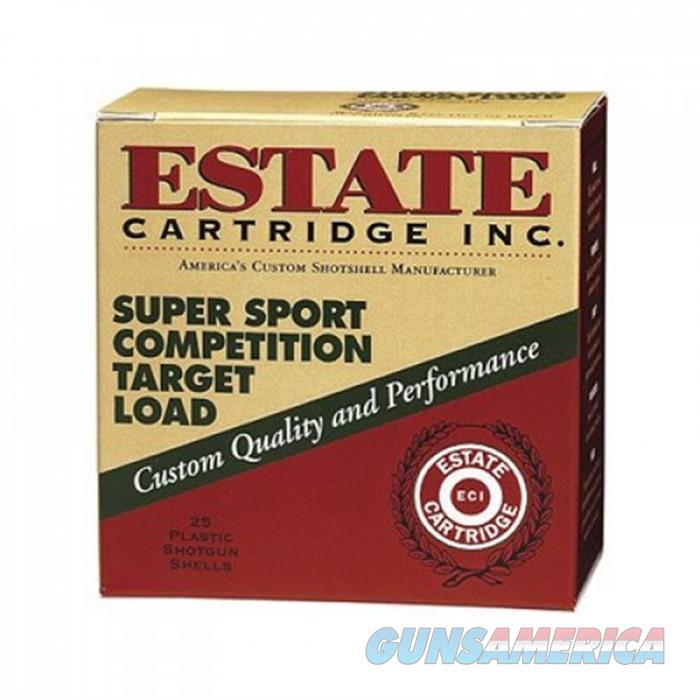 Estate 12ga 2-3/4'' HDCP 1oz 9 25Bx  Non-Guns > Ammunition