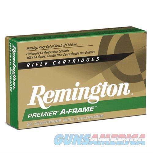 Remington Premier A-Frame 375 RUM 300gr PSP 20/bx  Non-Guns > Ammunition