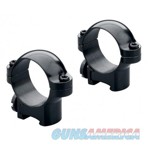 Leupold RM Rimfire 11mm Medium Ringmounts-Gloss Black  Non-Guns > Scopes/Mounts/Rings & Optics > Mounts > Other