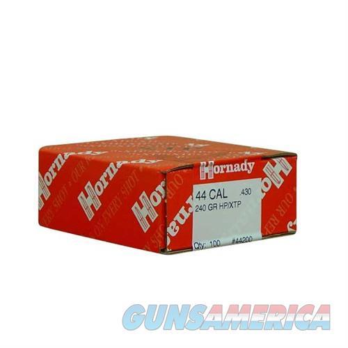 Hornady 44 CAL .430 240 GR HP/XTP  Non-Guns > Reloading > Components > Bullets