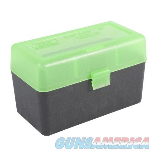 MTM  Ammo Box 50 Round Flip-Top 270 Winchester 30-06 25-06  Non-Guns > Military > Cases/Trunks