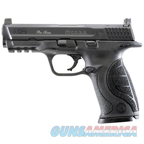 Smith & Wesson Pro Series M&P9 C.O.R.E. 9mm 4.25''  Bbl  Guns > Pistols > Smith & Wesson Pistols - Autos > Polymer Frame