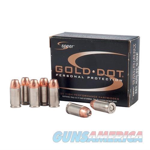 CCI Ammo 38 Spl+P 125gr. Gold Dot HP Short Barrel  Non-Guns > Ammunition