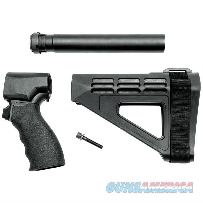 Remington 870 TAC-14 SBM4 Stabilizing Brace Black  Non-Guns > Gun Parts > Rifle/Accuracy/Sniper