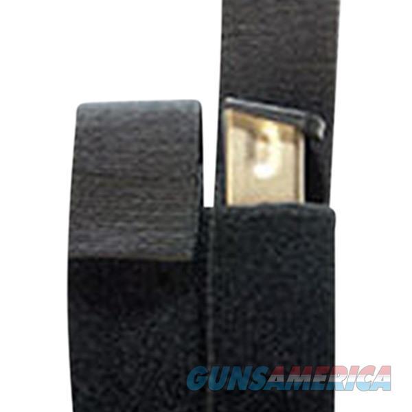 Bulldog Double Mag holder W/Belt Loop Blk  Non-Guns > Gun Parts > Misc > Rifles