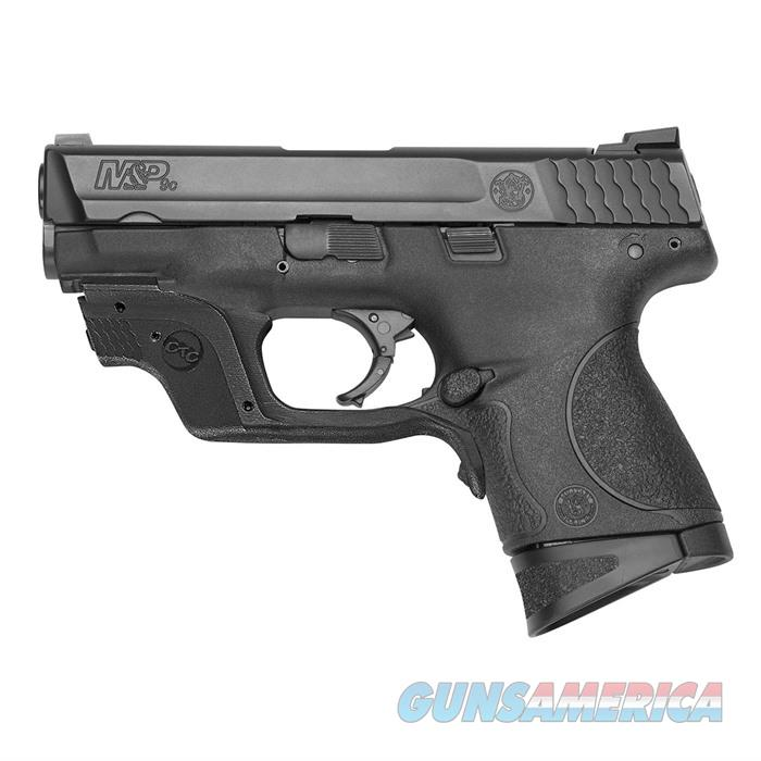 S&W M&P 9 Compact w/CT Green Laserguard? 3 1/2'' Bbl 12Rd  Guns > Pistols > Smith & Wesson Pistols - Autos > Polymer Frame