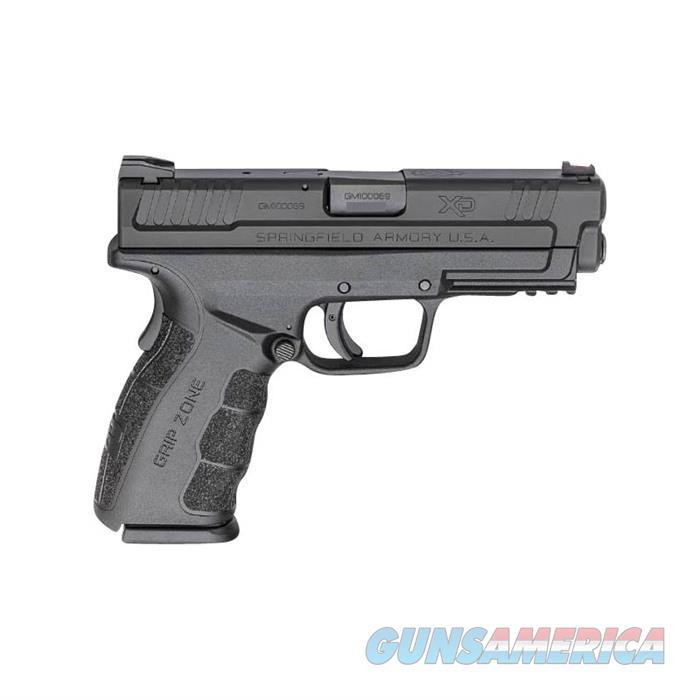Springfield Xd Mod 2 4''Bbl 40 S&W 10 Rd Black  Guns > Pistols > Springfield Armory Pistols > XD-Mod.2