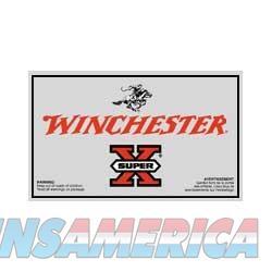 Winchester Ammo 223 WSSM Super-X 55gr PSP  Non-Guns > Ammunition