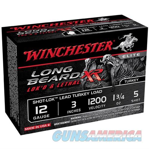 Win Ammo 12Ga 5 Shot E Shot-Lok W/ Plated Lead Shot 100Rds/Cs  Non-Guns > Ammunition