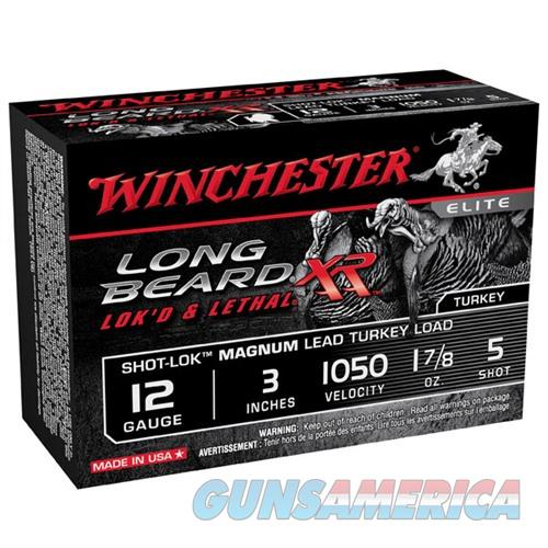 Winchester Long Beard XR 12ga 3'' 1-7/8oz #5 10/bx  Non-Guns > Ammunition