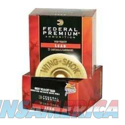 Federal Wing Shok HV 20ga 2.75'' 1oz #5 25/bx  Non-Guns > Ammunition