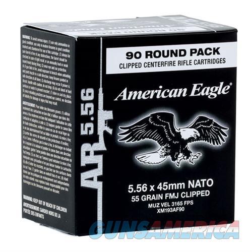 Federal Ammo 5.56 NATO 55gr FMJ-BT 90/bx  Non-Guns > Ammunition