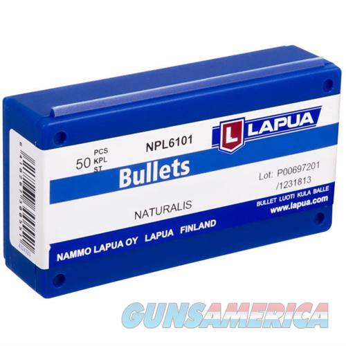 Lapua Bullets 6.5 mm NATURALIS 140gr Solid 50/bx  Non-Guns > Reloading > Components > Bullets