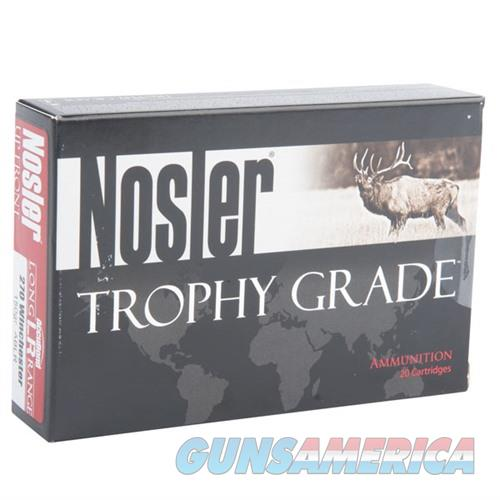 Nosler Trophy Grade Long Range 270 Win 150gr ABLR 20/bx  Non-Guns > Ammunition
