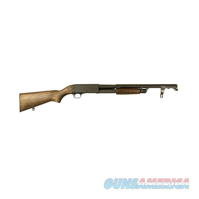 M37 shotgun, 'Trench' gun, with heatshield & bayonet lug  Guns > Shotguns > IJ Misc Shotguns
