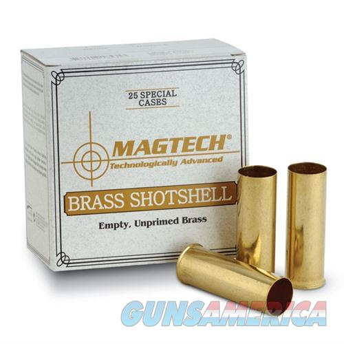 MagTech 28 Ga Brass Shotshell 25/bx  Non-Guns > Reloading > Components > Brass