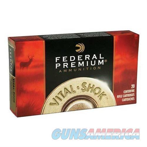 Federal Ammo 30-06 SPR. 150gr. NSL-AB (V/S)  Non-Guns > Ammunition