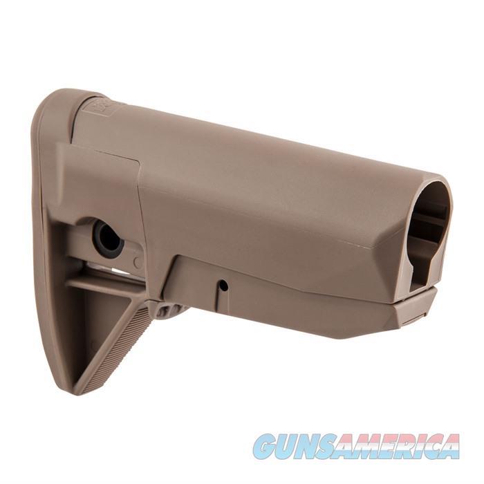 BGMGunFighter Stock Assembly Mod 0 Flat Dark Earth  Non-Guns > Gun Parts > Rifle/Accuracy/Sniper