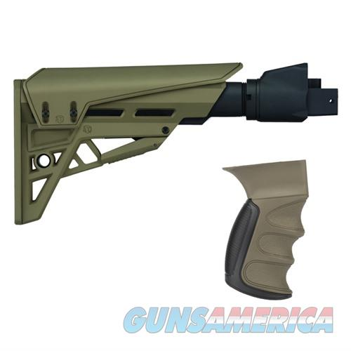 ATI Saiga TactLite Elite Adj Stock w/ Scorpion System FDE  Non-Guns > Gun Parts > Rifle/Accuracy/Sniper