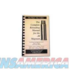 Loadbooks .44 Magnum Each  Non-Guns > Books & Magazines