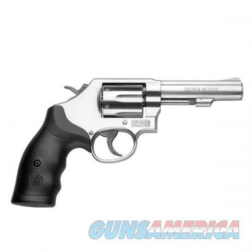 Sw 64 - .38 Military & Police (Stainless), .38 S&W Spl +P  Guns > Pistols > Smith & Wesson Revolvers > Full Frame Revolver
