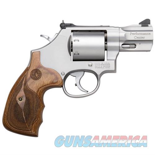 Smith & Wesson Performance Center Model 686 357 Mag 2.5'' SS  Guns > Pistols > Smith & Wesson Revolvers > Full Frame Revolver