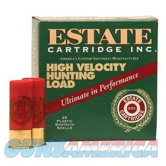 ESTATE HV HUNTING LOAD 20 GAUGE 2.75' 1OZ #6 25/BX  Non-Guns > Ammunition