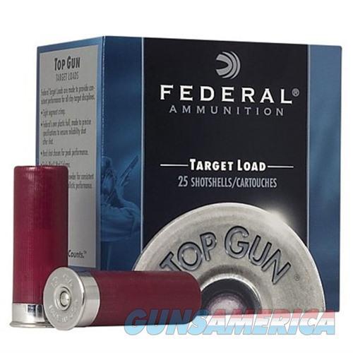 FEDERAL TOP GUN TARGET STEEL 20 GAUGE 2.75' 7/8OZ #7 25/BX (25 RO  Non-Guns > Ammunition