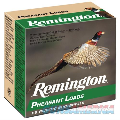 Remington Pheasant 12ga 2.75'' 1-1/4oz #4 25/bx  Non-Guns > Ammunition