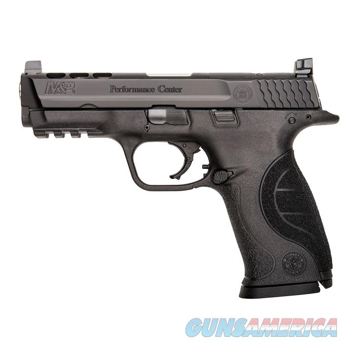 S&W M&P 9mm Performance Center Ported  4 1/4'' Bbl 17Rd  Guns > Pistols > Smith & Wesson Pistols - Autos > Polymer Frame