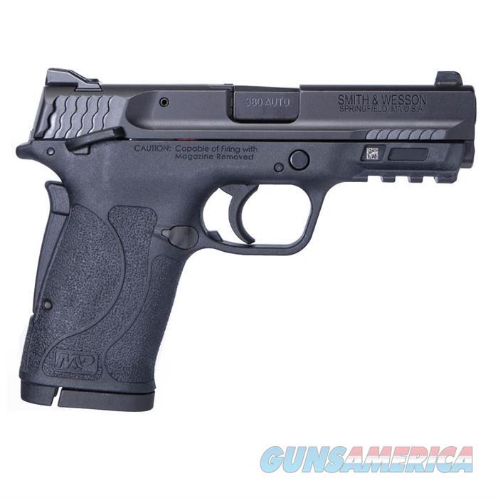 SW M&P 380 Shield EZ 3.675  bbl 8rd TS  Guns > Pistols > Smith & Wesson Pistols - Autos > Polymer Frame