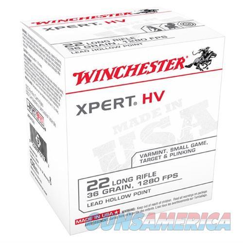 Winchester Ammo 22 LR 36gr HP  Non-Guns > Ammunition