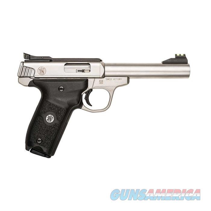 Smith & Wesson S22 Victory 22 LR 10rd 5.5'' Barrel  Guns > Pistols > Smith & Wesson Pistols - Autos > .22 Autos