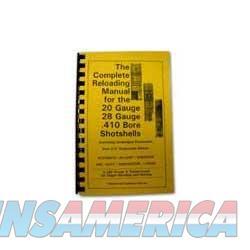 Loadbooks 20/28/.410 Shotshells Each  Non-Guns > Books & Magazines