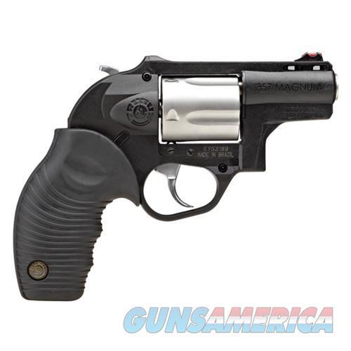 Taurus Model 605 357 Mag 2'' Barrel Polymer Frame  Guns > Pistols > Taurus Pistols > Revolvers
