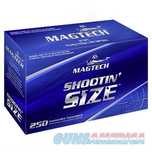 MagTech Ammo 9mm Luger 115 Gr FMJ 250/bx  Non-Guns > Ammunition